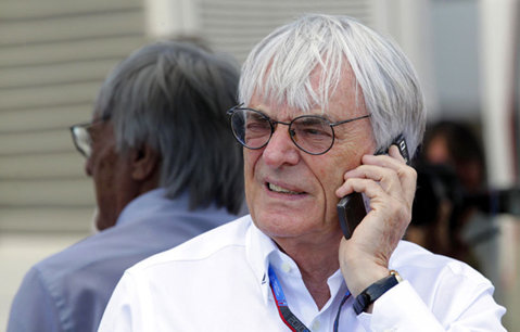 Ecclestone revine la conducerea Formula One Group