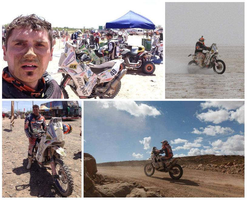 Victorie românească în Dakar. Gyenes a câştigat clasa Maraton a celui mai dur rally-raid din lume!