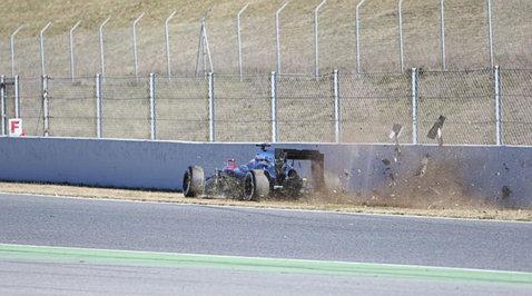 Fernando Alonso nu concurează în prima etapă a sezonului de Formula 1. Magnussen îi ia locul