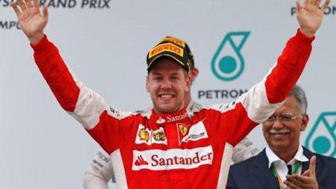 Vettel a adus prima victorie pentru Ferrari după aproape doi ani. Primele reacţii