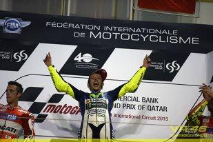 Renaşterea motorsportului italian. După ce Ferrari a câştigat în Malaezia, Rossi s-a impus la debutul noului sezon din MotoGP