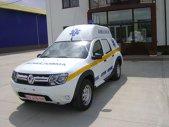 Dacia a lansat primele ambulanţe. Primele vehicule sunt livrate în Angola!