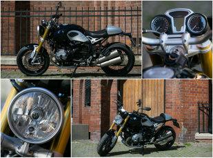 Ai fost vreodată pilotat de o motocicleta? BMW R nine T, modelul în care nemţii au pus aluminiu şi atitudine