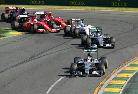 Lewis Hamilton, în pole position la Marele Premiu al Principatului Monaco