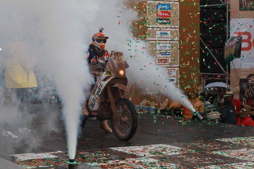 Emanuel Gyenes, cea mai bună clasare a sa la Dakar. Românul a terminat raliul pe locul 14. Toby Price, câştigător la clasa moto