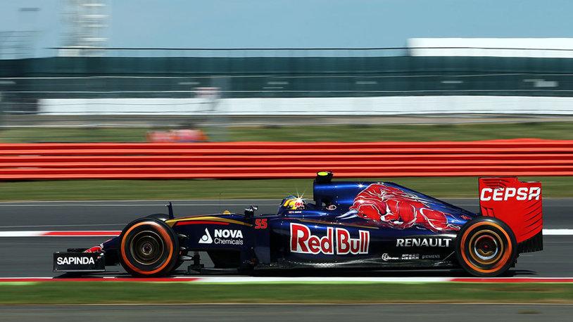 Echipa Toro Rosso va folosi motoarele Ferrari din 2015 pentru noul sezon