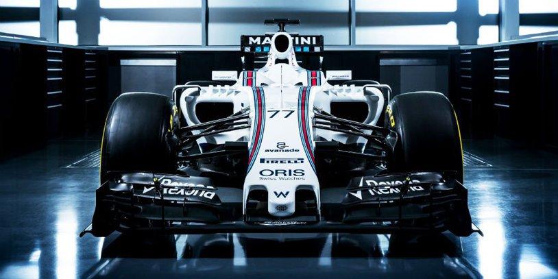 Formula 1: Williams şi-a prezentat monopostul FW38 pentru 2016, cu obiectivul de a rămâne pe podium | FOTO