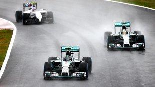 Nico Rosberg a câştigat Marele Premiu de Formula 1 al Belgiei, pe circuitul de la Spa-Francorchamps