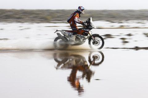 Mani Gyenes recuperează poziţie după poziţie în Dakar 2017. Au mai rămas trei speciale înaintea liniei de sosire din Buenos Aires