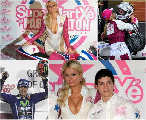 SPECIAL   Traseu de superstar, lansat de o starletă. Maverick Vinales uimeşte lumea MotoGP-ului la 6 ani după ce a fost aruncat în luptă de Paris Hilton