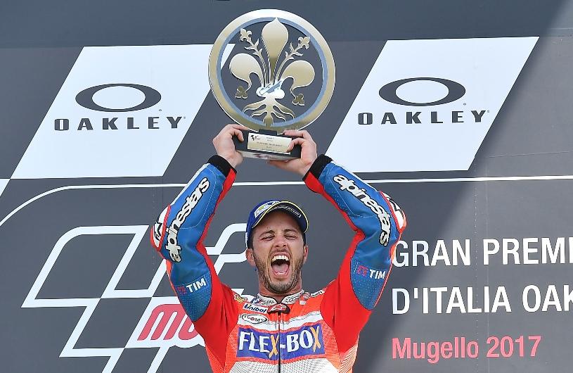 Super Dovi! Andrea Dovizioso câştigă cursa MotoGP din Barcelona într-o zi de coşmar pentru Vinales şi Rossi, piloţii Yamaha