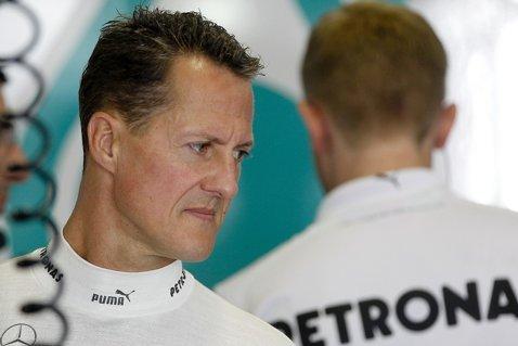 Veşti cutremurătoare despre starea lui Michael Schumacher la trei ani şi jumătate de la accident: cântăreşte 45 de kilograme şi a scăzut dramatic în înălţime