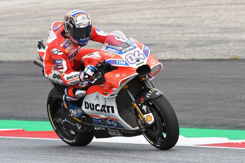 Grande Dovi! Andrea Dovizioso câştigă cursa MotoGP din Austria după un duel dur cu Marc Marquez