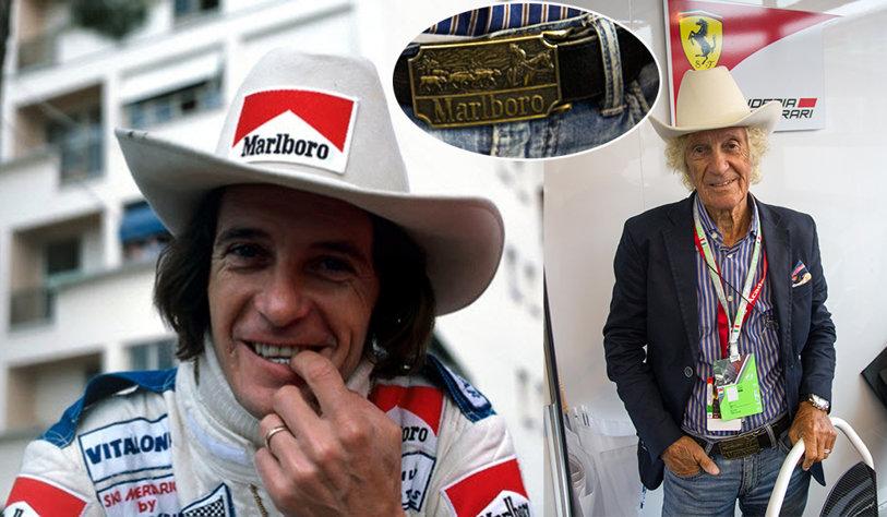 """INTERVIU EVENIMENT   Cowboy-ul Marlboro al Formulei 1, omul care l-a scos din foc pe Niki Lauda. ProSport a stat de vorbă cu Arturo Merzario în paddock-ul de la Monza: """"A fost găselniţa mea!"""". Unde a greşit Bernie Ecclestone şi ce lipseşte din F1"""