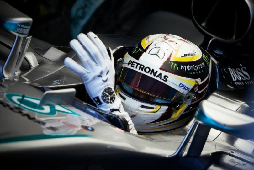 Lewis Hamilton va pleca din pole position în Marele Premiu al Japoniei