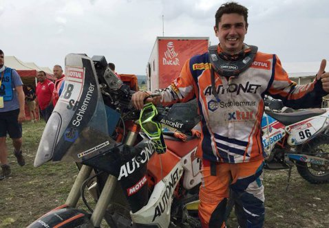 """Respect, Mani Gyenes! Motociclistul român termină pe locul 23 Raliul Dakar, una dintre cele mai dure competiţii din lume: """"A fost cea mai grea ediţie la care am participat!"""""""