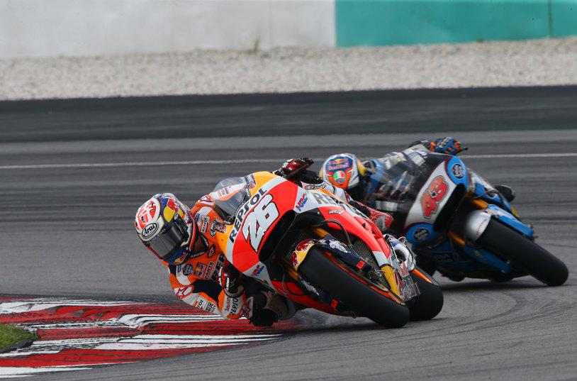 Dani Pedrosa e cel mai rapid în primele teste MotoGP din 2018. Ducati rămâne adversar redutabil, Rossi cu al 6-lea timp
