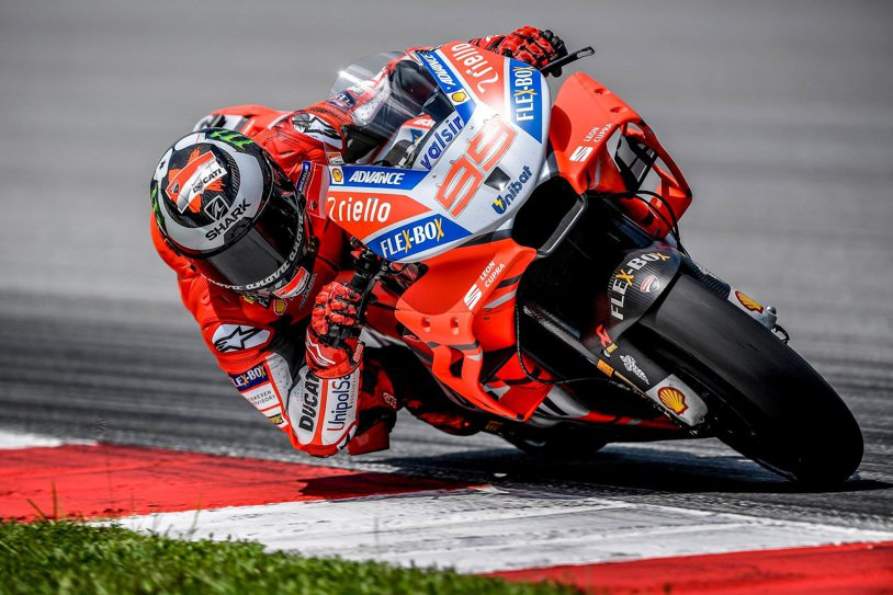 Jorge Lorenzo, cel mai rapid pilot MotoGP în primele teste din 2018. Marc Marquez şi Valentino Rossi, abia pe locurile 8 şi 9