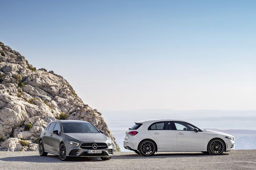 FOTO | Cum arată noul Mercedes Clasa A. De când va fi disponibil modelul
