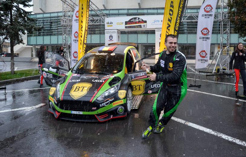 Simone Tempestini, un sezon 2018 între WRC şi CNR