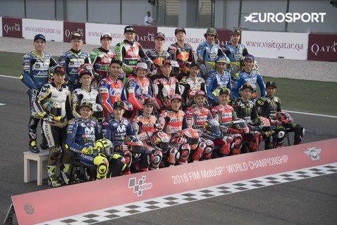 Sezonul MotoGP debutează în Qatar în acest weekend pe Eurosport 1