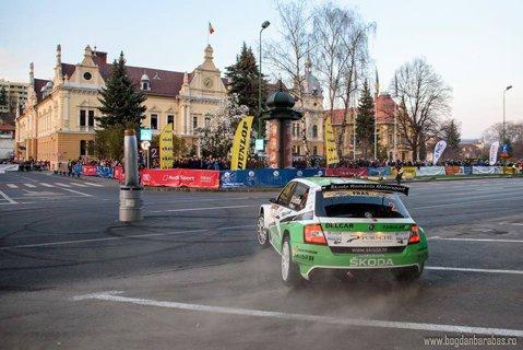 Record de participare la Raliul Braşovului. Ce surprize vor fi la start în weekend!