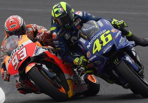 """Rossi şi Marquez s-au întâlnit în Texas şi... au ieşit scântei: """"Tu te compari cu mine?"""""""