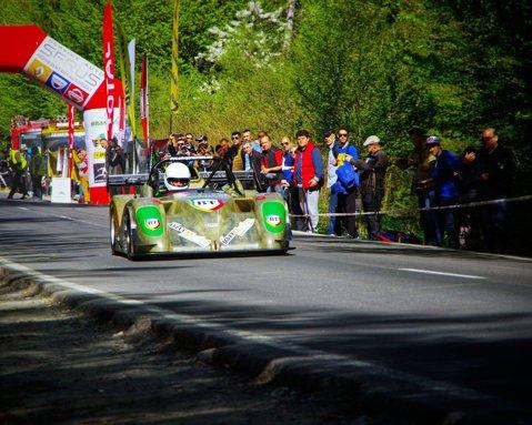 Simone Tempestini a câştigat prima etapă din Campionatul Naţional de Viteză în Coastă Dunlop
