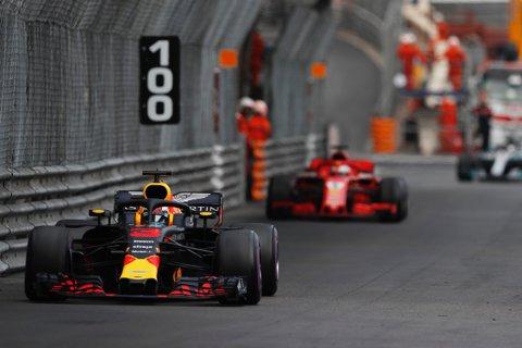 Daniel Ricciardo a triumfat în Principat! Australianul a defilat la Monaco, în timp ce Vettel şi Hamilton au completat podiumul