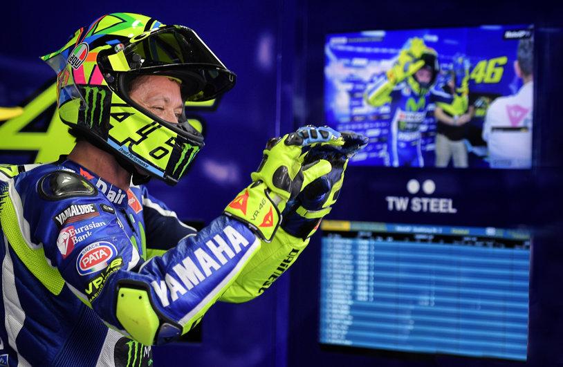 """Ziua Italiei, ziua lui Rossi! """"Il Dottore"""" e în pole position pentru cursa MotoGP de la Mugello"""