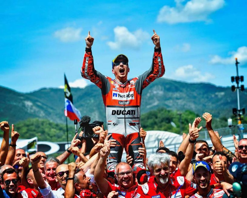 OFICIAL | Jorge Lorenzo pleacă de la Ducati şi semnează cu Repsol Honda, acolo unde va fi coleg cu Marc Marquez