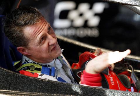FOTO | 16 bolizi, 50 trofee, 25 de căşti. Muzeul dedicat lui Michael Schumacher, la câţiva kilometri de Kerpen-ul natal, este gata. Surpriza pregătită fanilor septuplului campion mondial