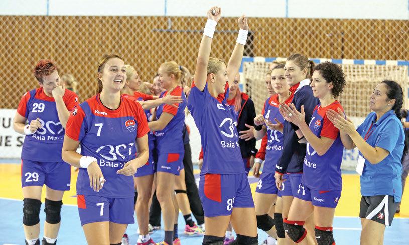 Naţionala Mare! Tadici a convocat şase jucătoare de la HCM Baia Mare