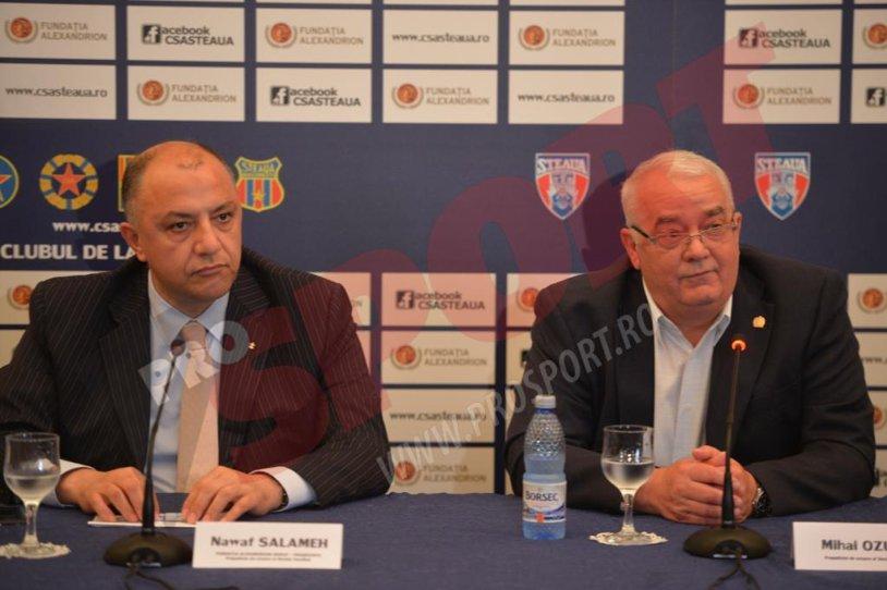 Secţia de handbal a CSA Steaua se relansează. Au găsit un sponsor puternic pentru un nou proiect   FOTO