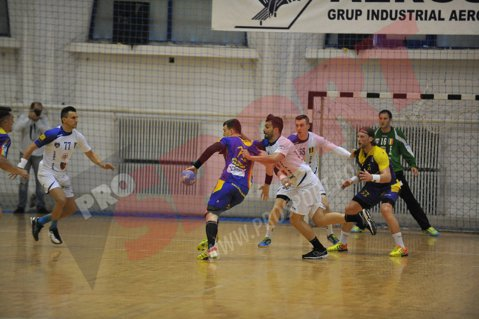 HCM Constanţa a câştigat Supercupa României la handbal masculin