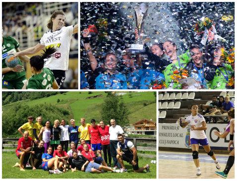 Începe campionatul de handbal. HCM Baia Mare şi CSM Bucureşti urcă Liga Naţională de handbal feminin în Top 3 în Europa. Întrecerea masculină are cel puţin şase pretendente la titlu