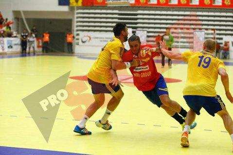 Naţionala de handbal masculin se reuneşte luni pentru primele două meciuri din preliminariile CE din 2018