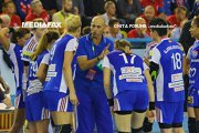 LIVE SCORE | HCM Baia Mare - Larvik 13-12 (min. 29) în duelul favoritelor din Grupa D a Ligii Campionilor