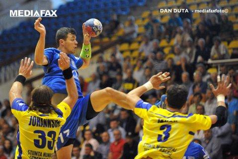 HCM Constanţa-Elverum Handball, scor 27-21, în turul trei al Cupei EHF