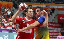 Tabloul primelor patru jocuri din optimile de finală ale Campionatului Mondial de handbal masculin