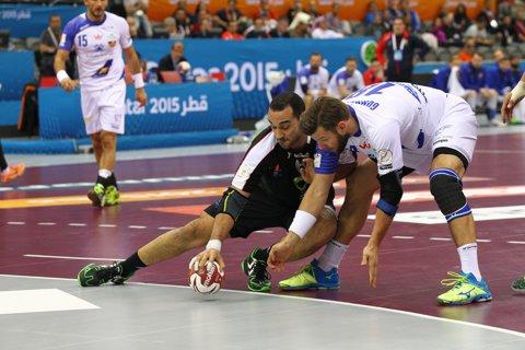 """Optimi"" de vis la Campionatul Mondial de handbal masculin: Danemarca - Islanda şi Suedia - Polonia"