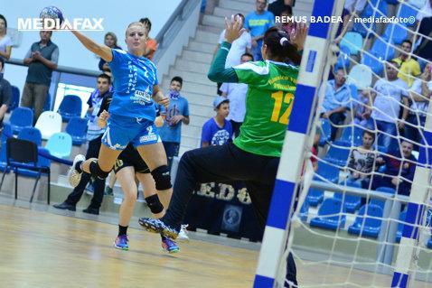 HCM Râmnicu Vâlcea - SCM Craiova, scor 27-26, în ultimul meci al etapei a 16-a a Ligii Naţionale