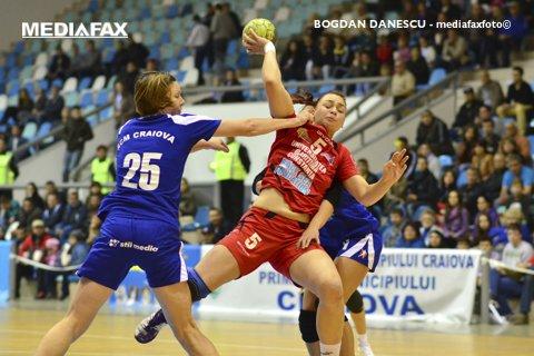 HCM Baia Mare a întărit SCM Craiova înaintea meciului direct cu CSM Bucureşti. Bianca Tiron, împrumutată în Bănie
