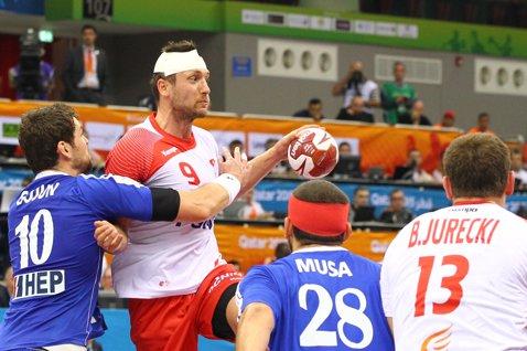 Spania - Franţa şi Qatar - Polonia sunt semifinalele Campionatului Mondial de handbal masculin