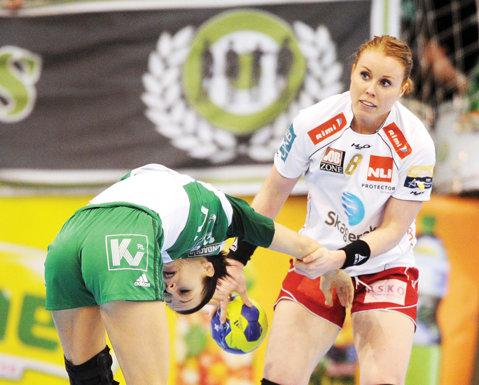 Încă o lovitură pentru handbalul feminin: Larvik s-ar putea desfiinţa până în 20 februarie. Norvegienii vor avea soarta Oltchimului dacă nu găsesc rapid 560.000 de euro