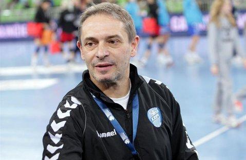 """Tone Tiselj: """"Ar fi un miracol să ne calificăm în sferturile de finală ale Ligii Campionilor"""". HCM Baia Mare îşi începe ascensiunea în Europa cu un nou antrenor, supranumit şi """"Napoleon"""""""