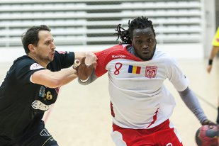 Minaur, HC Odorhei şi Dinamo s-au desprins pentru moment în Liga Naţională de handbal masculin