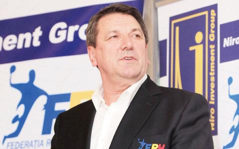 UPDATE Radu Voina şi-ar putea face o revenire spectaculoasă în handbalul românesc. Mailul lui Alin Cârligeanu