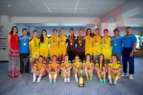 Norvegia i-a solicitat României trei jocuri amicale în handbalul feminin. Naţionala U19, cea mai căutată echipă din sportul românesc