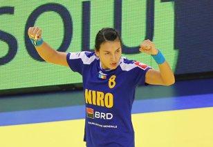Cristina Neagu, a doua jucătoare a lumii în 2014. Premiile anului trecut au fost câştigate de Eduarda Amorim şi Nikola Karabatic